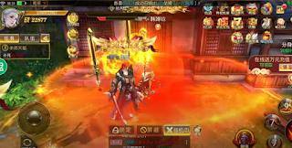 App tải game Trung Quốc hay | Tải game Hành Tẩu Chiến Quốc Free VIP 18 + Free 5.000.000 Gem + Vô số quà khủng