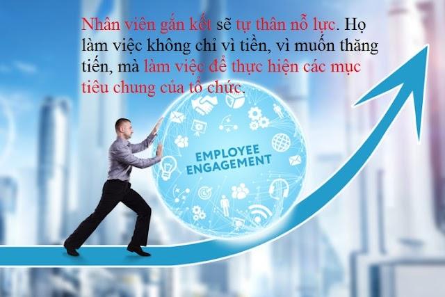 7 biểu hiện của một nhân viên gắn kết với doanh nghiệp