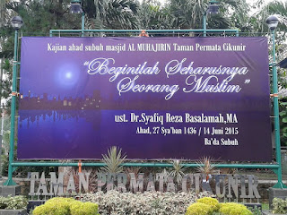 [Download Audio] Kajian Ust. Dr. Syafiq Reza Basalamah MA - Beginilah Seharusnya Seorang Muslim mp3