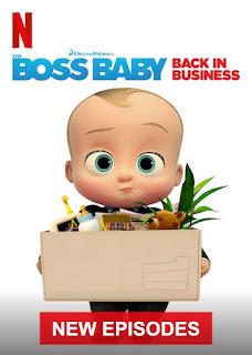The Boss Baby (Un jefe en pañales) Temporadas 2&3 720p