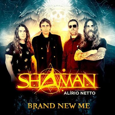 """Το single των Shaman """"Brand New Me"""""""