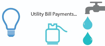 Paying for utility bills