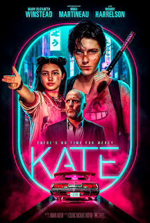 Kate[2021][NTSC/DVDR-Custom HD]Ingles, Español Latino