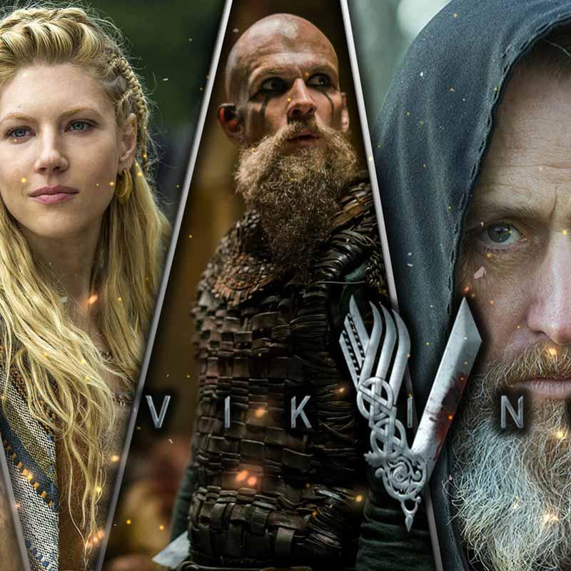 Vikings Characters Wallpaper Engine