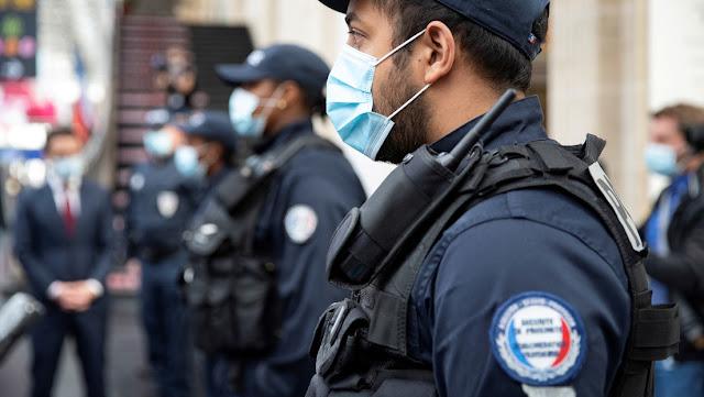 Francia prohibirá que la Policía use métodos de asfixia para detener a sospechosos
