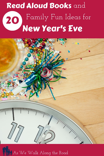 New year's eve for kids