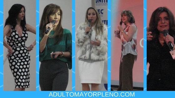 Conferenciantes Mujer de Alto Impacto 2018