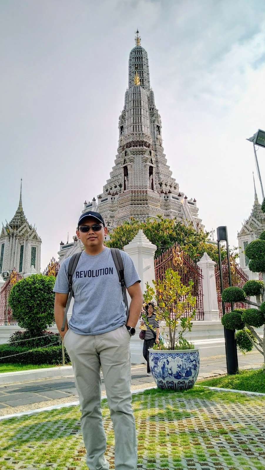 Wat Arun, Temple, Chao Phraya, Bangkok, Thailand, irfan-room.com