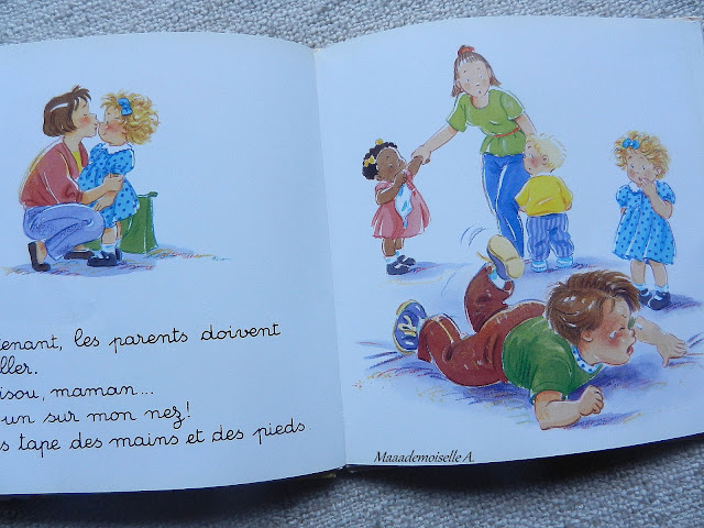 || Juliette va à l'école (Présentation & Avis)(Chut, les enfants lisent #29)