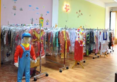 Tips Memilih Sewa Kostum Anak Terbaik Yang Wajib Anda Tahu