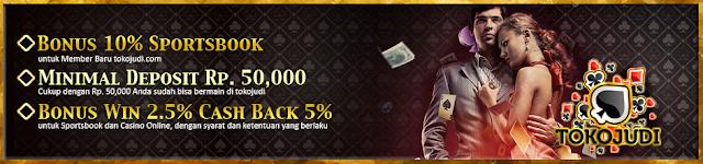 Tokojudi Biang Judi Casino Online Terbaik