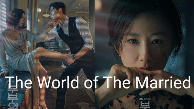 Sinopsis The World of The Married Sabtu 18 April 2020 - Episode 8