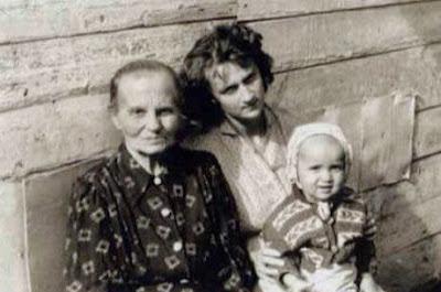 Maria Ivanovna Shelomova, Vladimir Putin