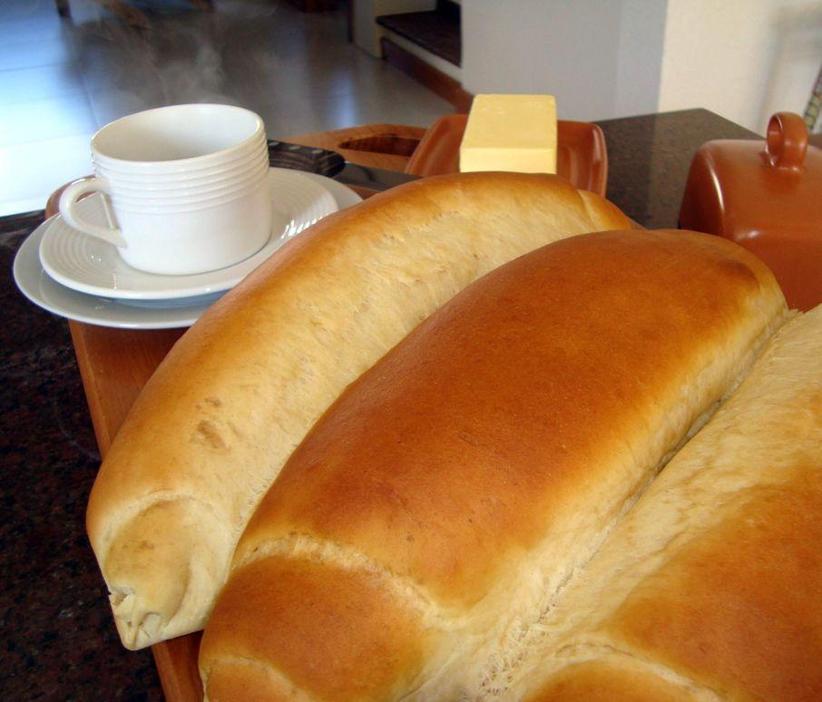 Pão Caseiro Fofinho E Fácil Vida E Saúde Quero Fazer Em Casa