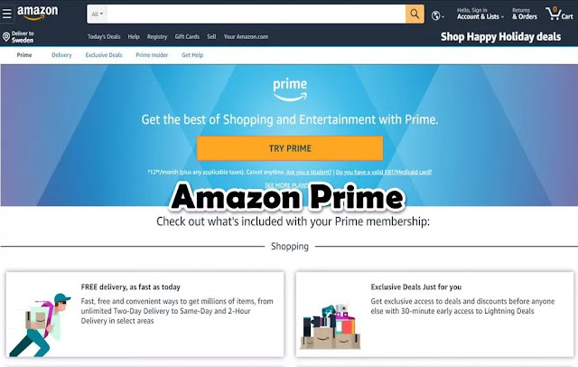 Amazon Prime : Watch TV Online Free Streaming