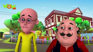 Kids Cartoon Collection Bahadur Motu Motu Patlu Hindi Wow