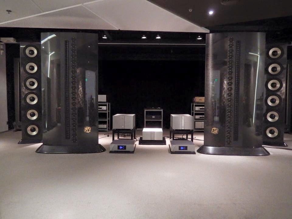 Mono And Stereo High End Audio Magazine Genesis Dragon
