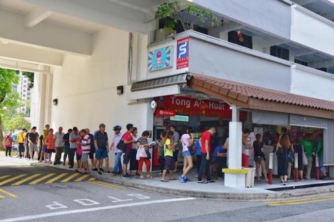 Dua Orang Yang Berada Di Satu Kawasan Sama-Sama Memenangkan Hadiah Utama Lotere Dan Togel Singapura