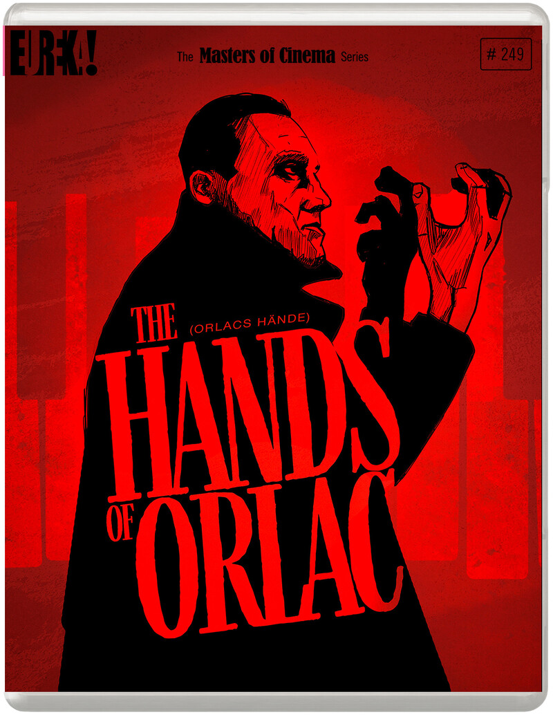 The Hands of Orlac blu-ray