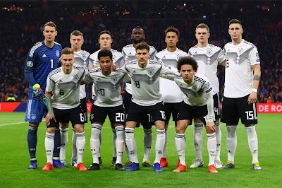 مشاهدة مباراة ألمانيا وأيرلندا بث مباشر اليوم 9-9-2019 في تصفيات اليورو 2020