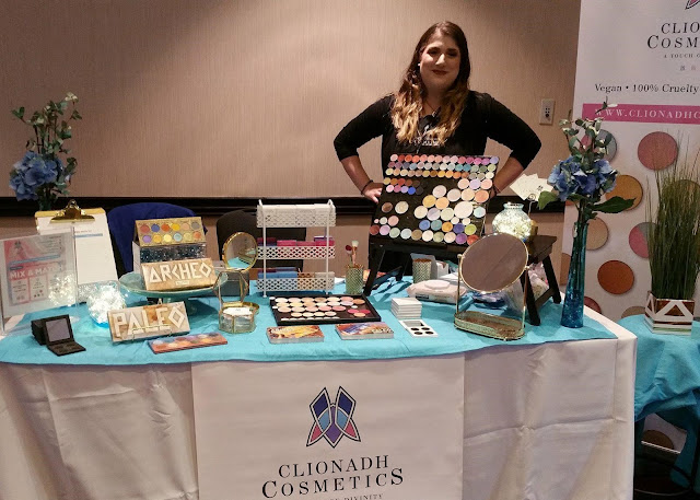 Clionadh Cosmetics - Indie Expo Canada 2018