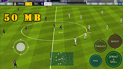 Download FIFA 19 Mobile For Android 50 mb | mediafire / mega
