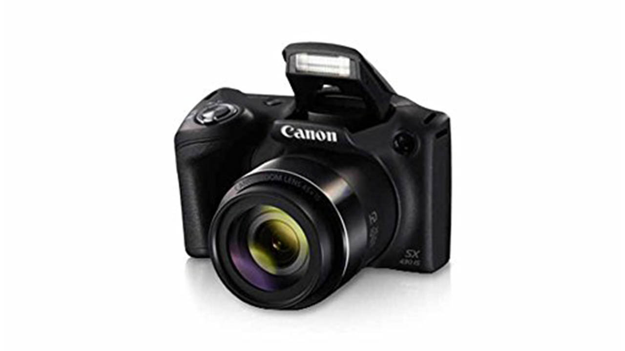 Canon PowerShot SX430  20MP Camera