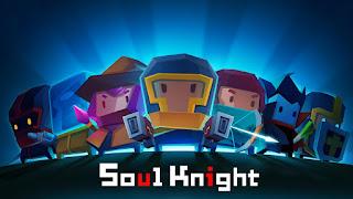 Soul Knight Mod Apk Unlimited Money