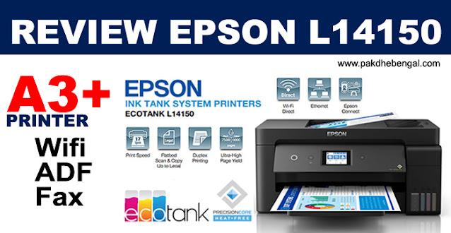 printer epson, printer a3, Printer, printer epson a3+, epson l14150, printer epson l14150, review epson l14150, epson l14150 spesifikasi, epson l14150 harga, epson l14150 review, epson l14150 tinta, epson ecotank l14150 harga, review printer epson l14150