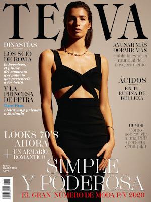 Noticias de moda y belleza revistas marzo