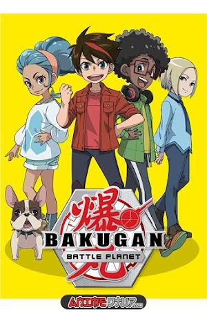 Bakugan: Battle Planet (26/26) [Lat/Cast/Ing] [WEB-DL 1080p]