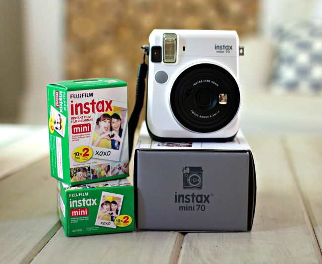 Fuji Film Instax mini 70 camera