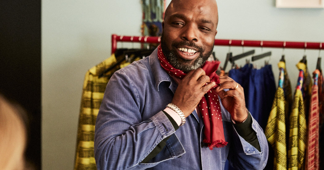 Welcome To Nigerian Diaspora News Magazine Duro Olowu Nigerian London Based Lawyer Turned Fashion Designer And Michelle Obama S Favorite Designer