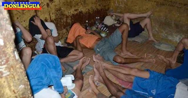 70% de los presos en Venezuela padecen de Desnutrición Avanzada