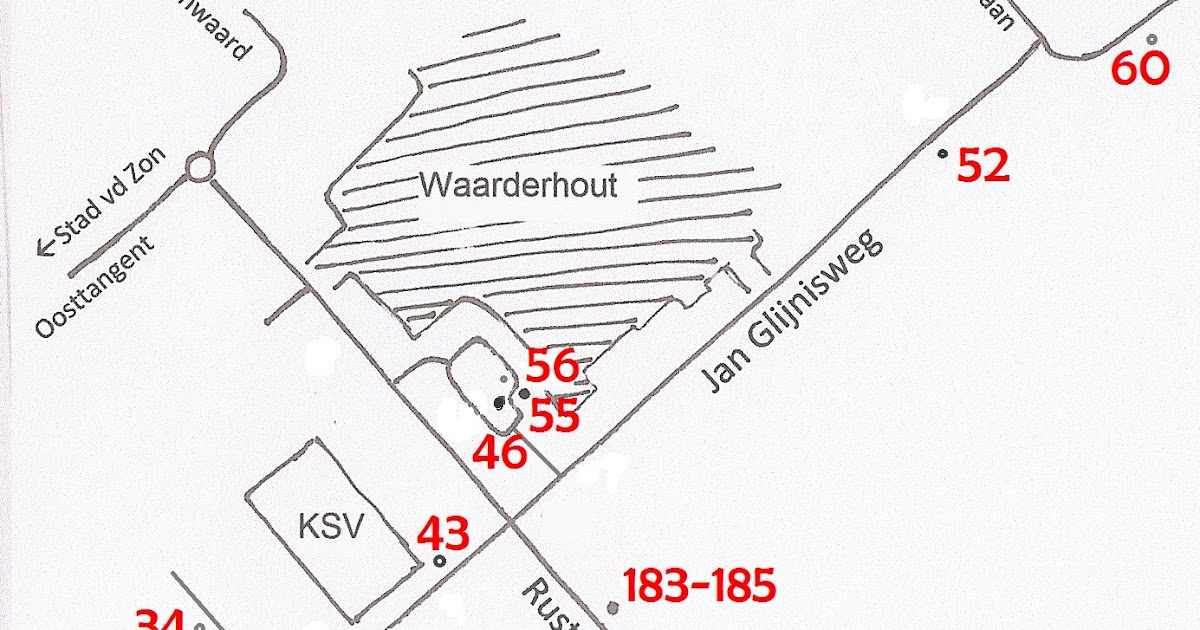 Kruizer Winter Fair: Route