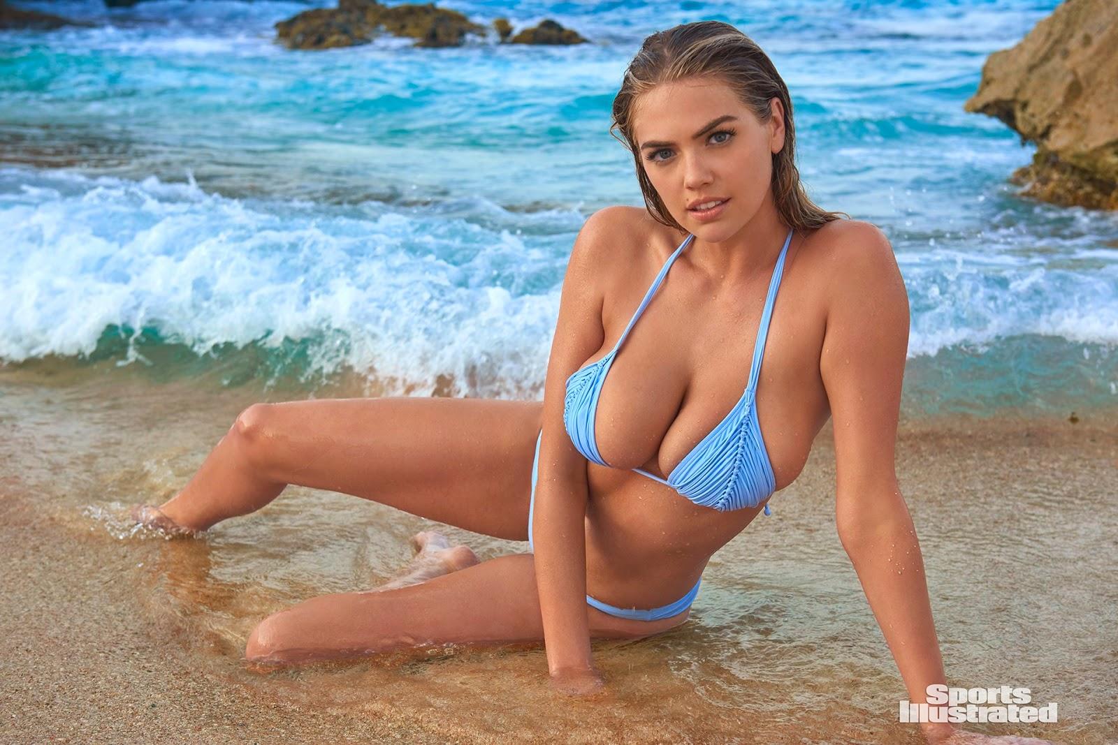 Kate Upton 2018 SI Swimsuit Photos