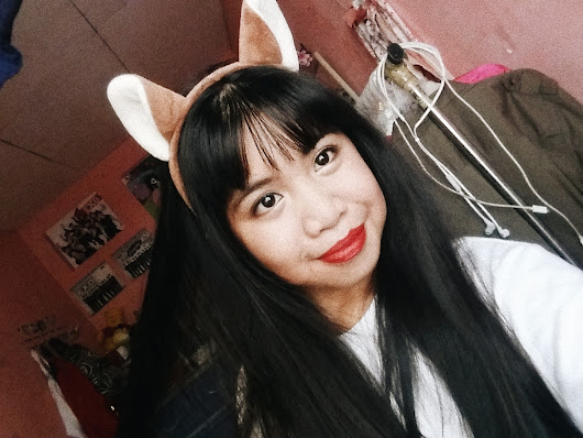it's Nadyah.: Arf!; Dog Inspired Make-Up Look