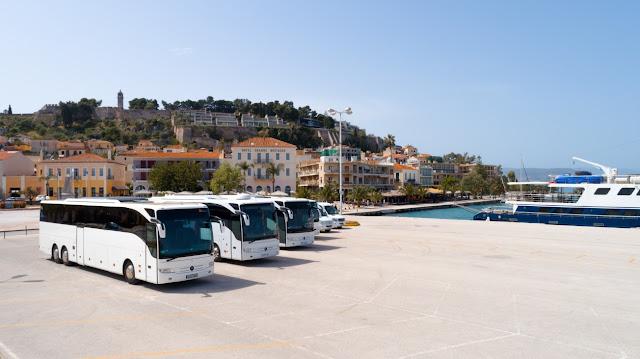 Νέα δρομολόγια από και προς Αθήνα από το ΚΤΕΛ Αργολίδας