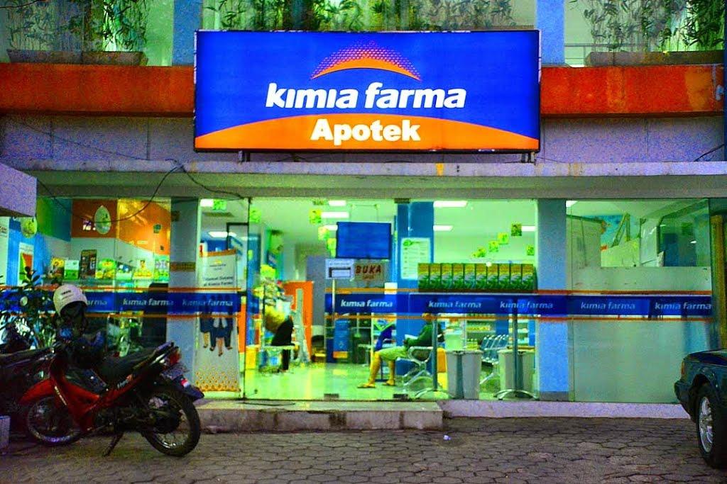 Bumn Farmasi Terbesar Di Indonesia Quot Kimia Farma Quot Membuka