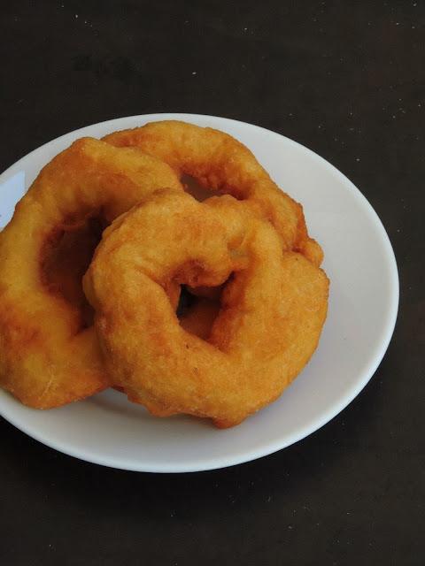 Sfenj, Moroccan Donuts