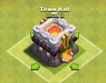 Wn Hall Clash Of Clans Update