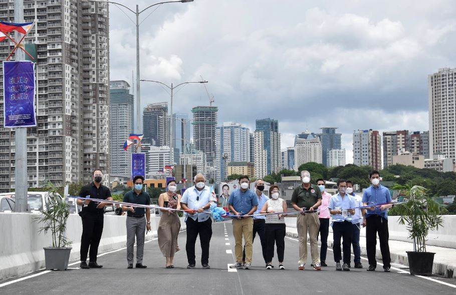 DPWH opens Kalayaan Bridge on Independence Day