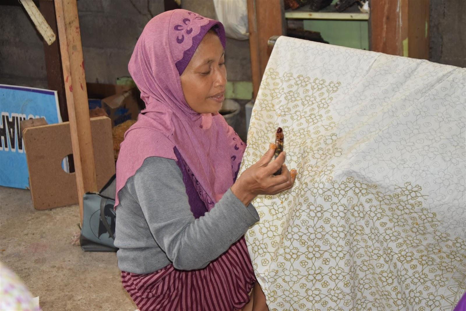 Batik Gedangsari