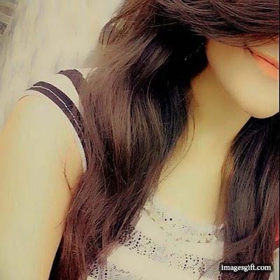 whatsapp dp for girls hidden face
