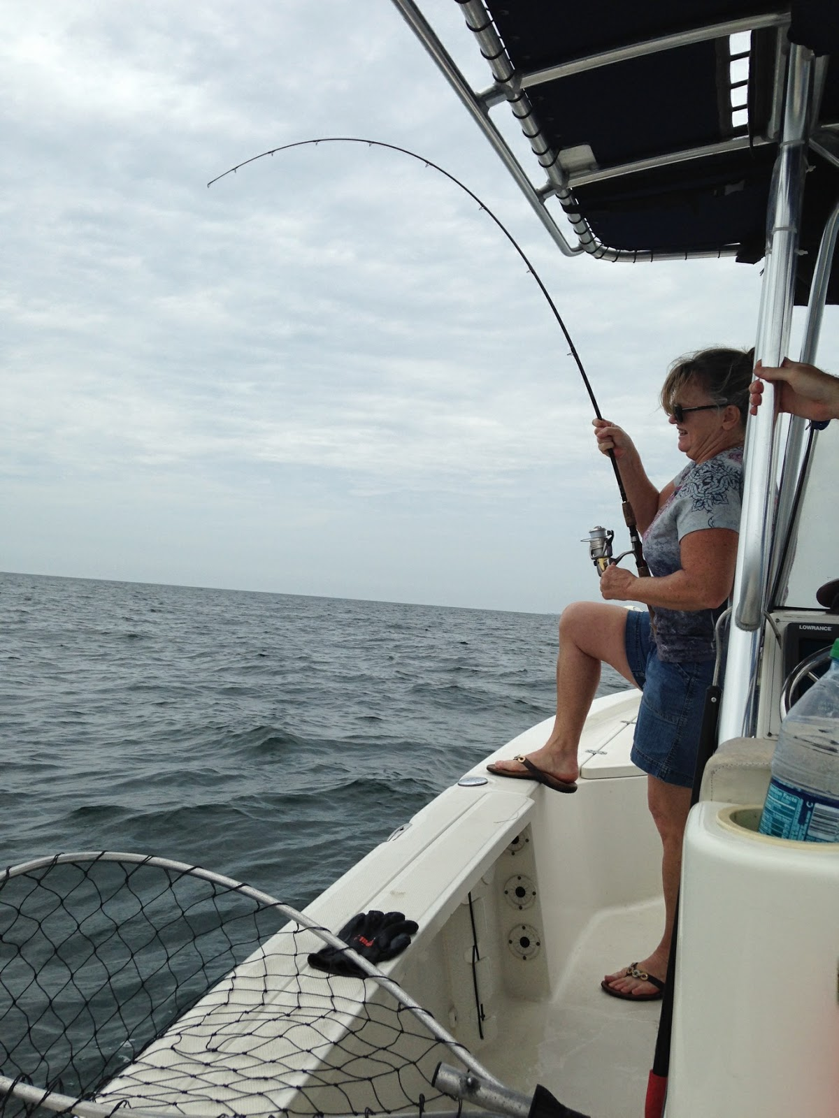 Panacea Fishing - Terri
