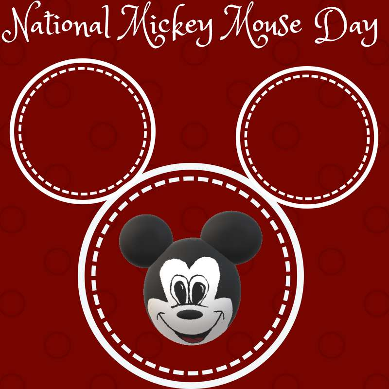 Mickey Mouse's Birthday Wishes for Whatsapp