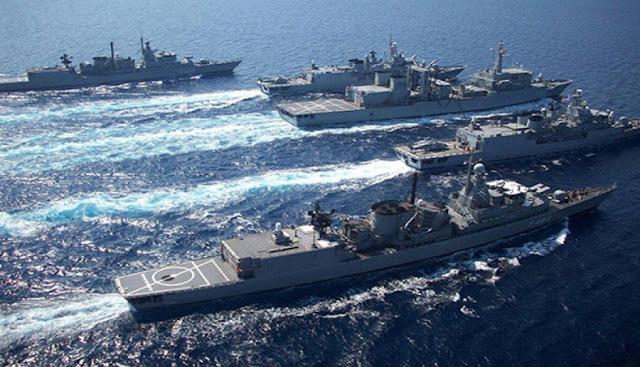 Σε ετοιμότητα οι Ελληνικές δυνάμεις μετά από τουρκική Navtex για έρευνες ανοιχτά του Καστελορίζου