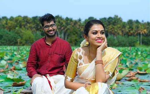 Sonu Satheesh Kumar wedding