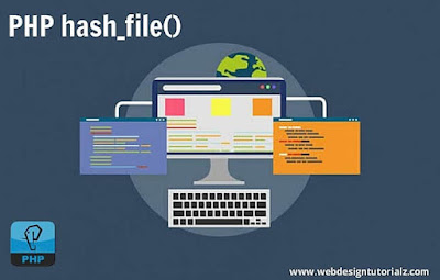 PHP hash_file() Function