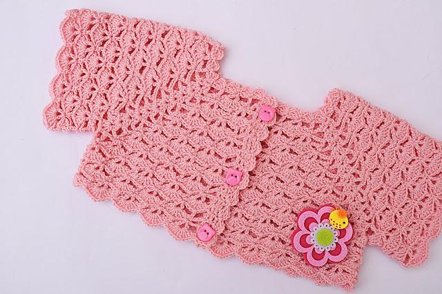 2 - Crochet Imagenes Bolero a crochet y ganchillo por Majovel Crochet